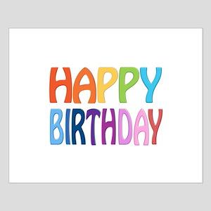 happy birthday posters cafepress