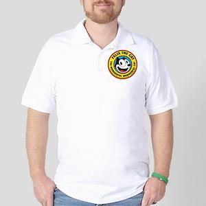 Round Felix Logo Golf Shirt