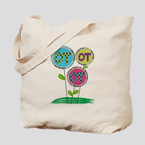 OT FLOWERS FINISHED 1 Tote Bag