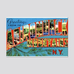 Adirondack Mountains New York Mini Poster Print