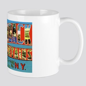 Adirondack Mountains New York Mug