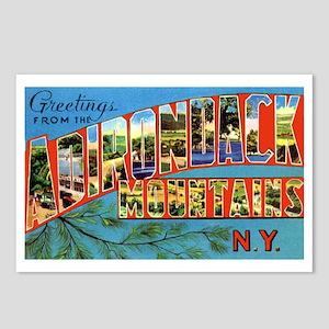 Adirondack Mountains New York Postcards (Package o