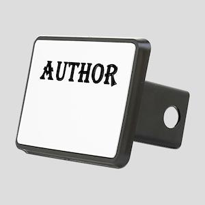 Author Rectangular Hitch Cover