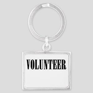 Volunteer Landscape Keychain