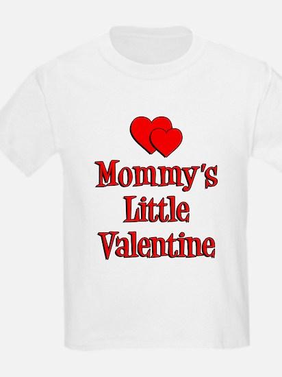 Mommys Little Valentine T-Shirt