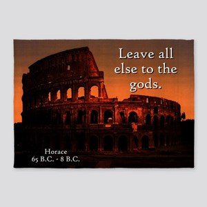 Leave All Else - Horace 5'x7'Area Rug
