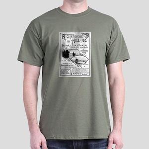 Vintage Stock Broker Dark T-Shirt