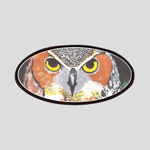 Owl- God's Creatures Patches