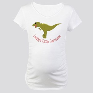 Little Carnivore Maternity T-Shirt
