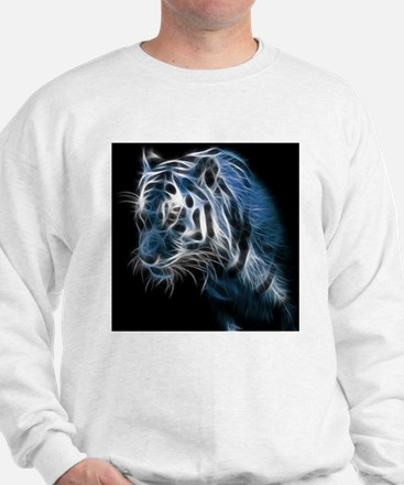 Night Tiger Sweatshirt