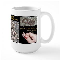 Copperhead Whisperers Large Mug