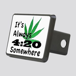 420 Rectangular Hitch Cover
