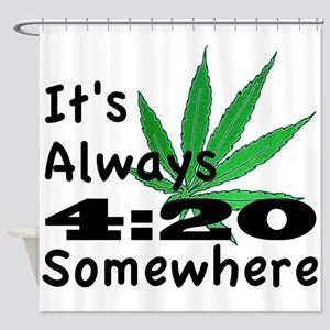 420 Shower Curtain