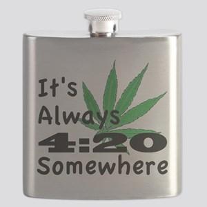 420 Flask