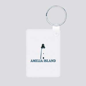 Amelia Island - Lighthouse Design. Aluminum Photo
