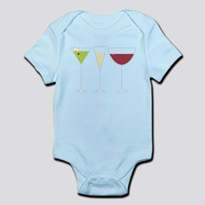 Drink Trio Infant Bodysuit