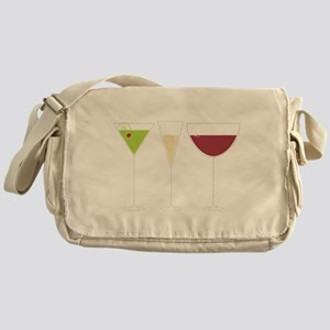 Drink Trio Messenger Bag