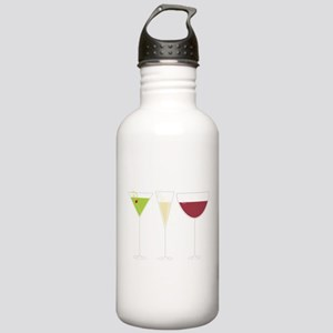 Drink Trio Stainless Water Bottle 1.0L