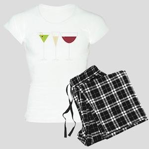 Drink Trio Women's Light Pajamas