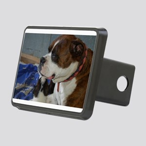 Belle Rectangular Hitch Cover