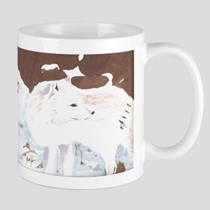 Arctic Fox- God's Creatures Mug