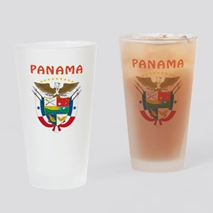 Panama Coat of arms Drinking Glass