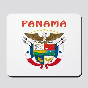 Panama Coat of arms Mousepad