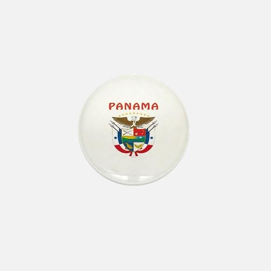 Panama Coat of arms Mini Button
