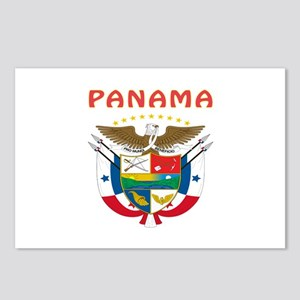Panama Coat of arms Postcards (Package of 8)