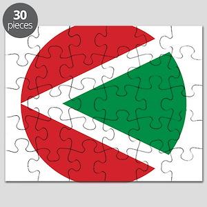 Hungarian AF roundel 1990-1991 Puzzle
