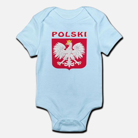 Polski Coat of arms Infant Bodysuit