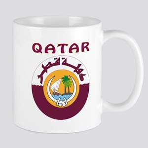 Qatar Coat of arms Mug