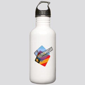BoricuaWear Stainless Water Bottle 1.0L
