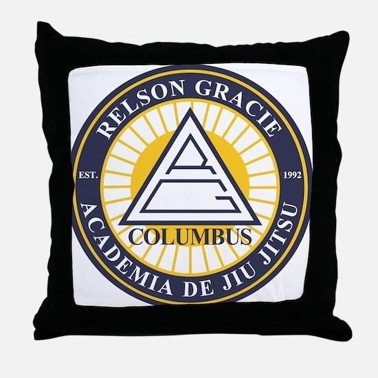 Unique Sunburst Throw Pillow