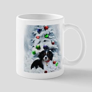 Cavalier King Charles Christmas 11 oz Ceramic Mug