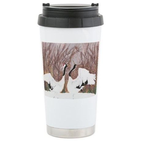 Geese- God's Creatures Stainless Steel Travel Mug