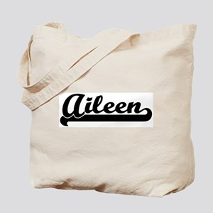 Black jersey: Aileen Tote Bag