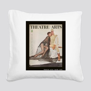 1954 JUNE Square Canvas Pillow