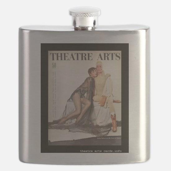 1954 JUNE Flask