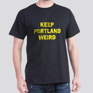 Keep Portland Weird Dark T-Shirt
