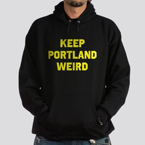 Keep Portland Weird Hoodie (dark)
