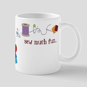 Sew Much Fun Mug
