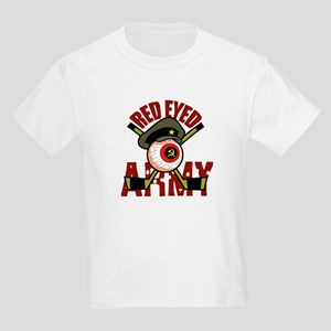 Red Eyed Army Kids T-Shirt