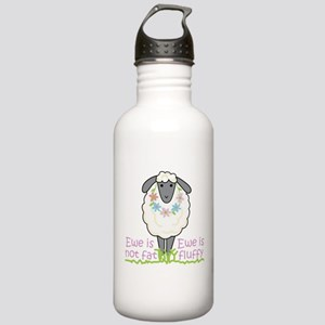 Ewe is Not Fat Stainless Water Bottle 1.0L