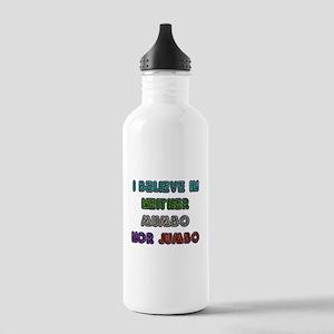 Neither Mumbo nor Jumbo Stainless Water Bottle 1.0