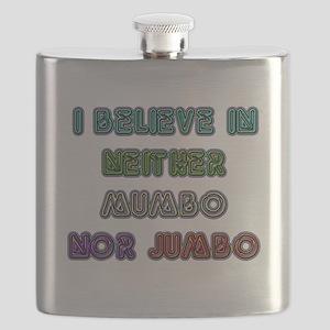 Neither Mumbo nor Jumbo Flask