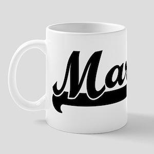 Black jersey: Marina Mug