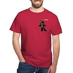 Biker Bunny Dark T-Shirt