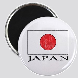 Japan Flag Magnet