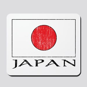 Japan Flag Mousepad